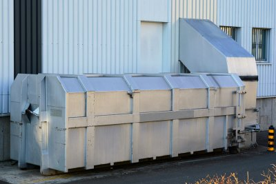 recycling - compactor